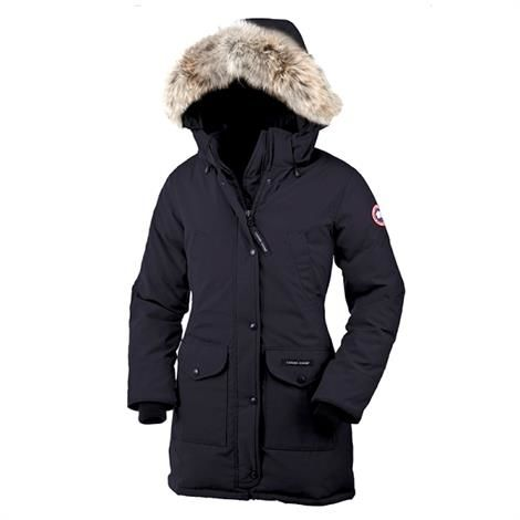 Image of   Canada Goose Ladies Trillium Parka, Navy
